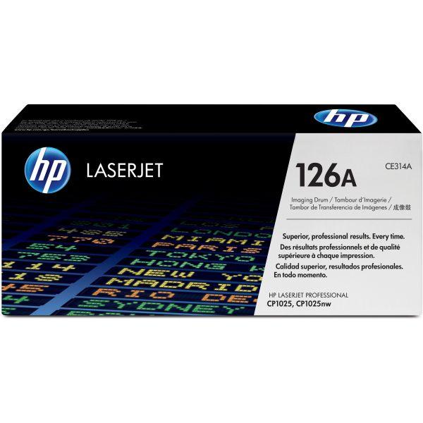 HP 126A(CE314A) Original LaserJet Imaging Drum - Single Pack