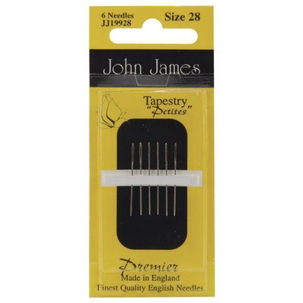 John James Tapestry Petites Hand Needles