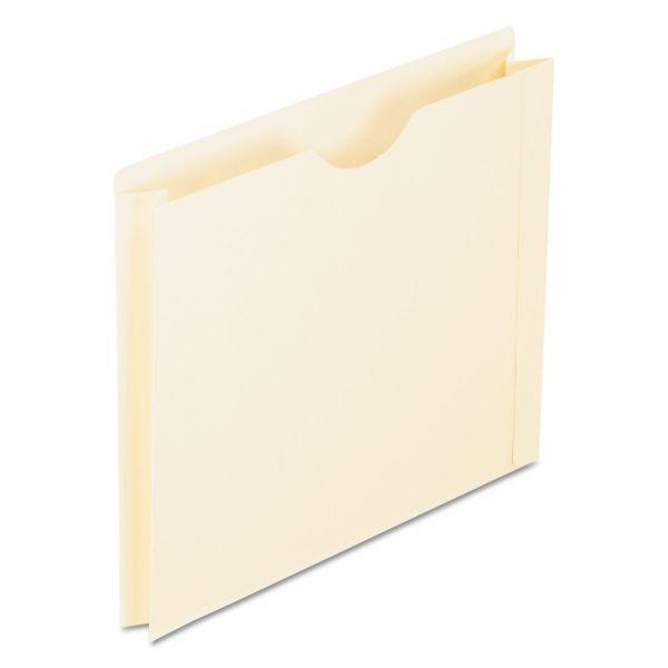Pendaflex Reinforced-Top File Jackets
