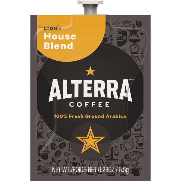Alterra Roasters House Blend Coffee Freshpacks