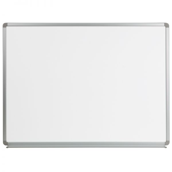Flash Furniture 4' x 3' Magnetic Dry Erase Board