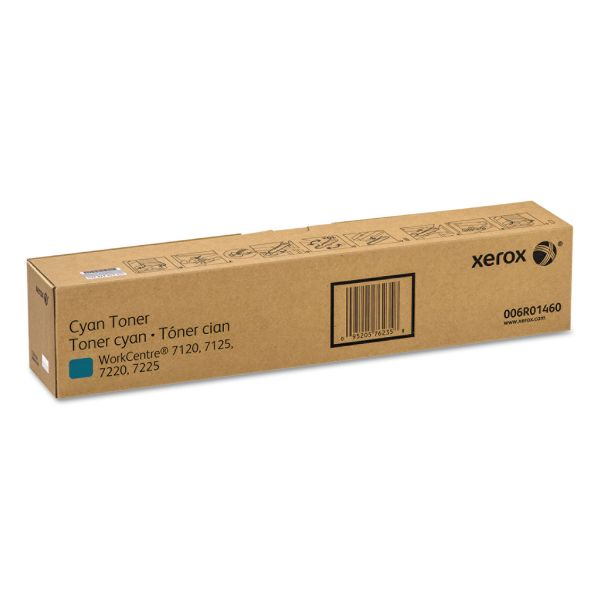 Xerox 006R01460 Cyan Toner Cartridge