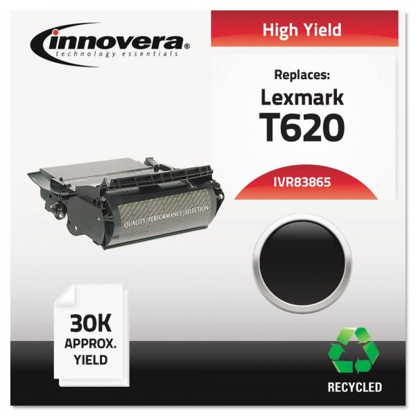 Innovera Remanufactured Lexmark T620 High Yield Toner Cartridge