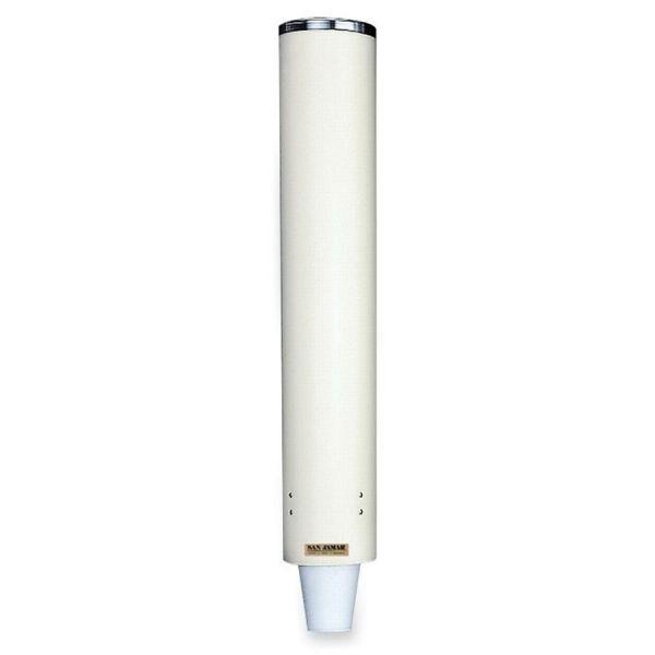 San Jamar Self-Adjusting Gravity-Fed Foam Cup Dispenser