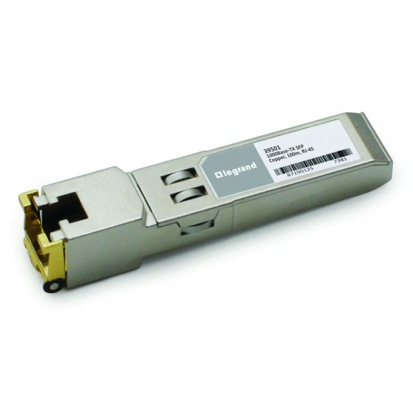 Cisco GLC-T Compatible 1000Base-T Copper SFP (mini-GBIC) Transceiver