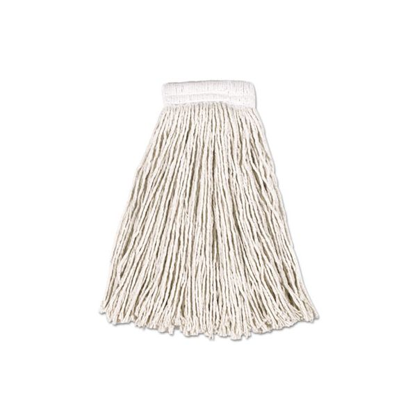 Rubbermaid Commercial Economy Cotton Mop Heads
