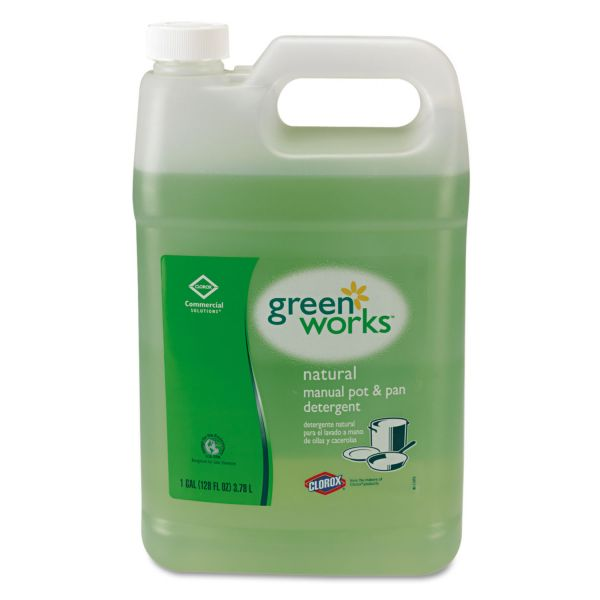 Green Works Liquid Dish Soap