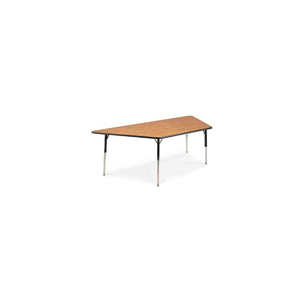 Virco 4000 Series Trapezoid Activity Table