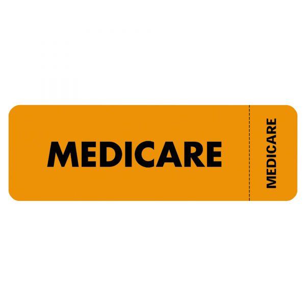 Tabbies Medicare Insurance Labels