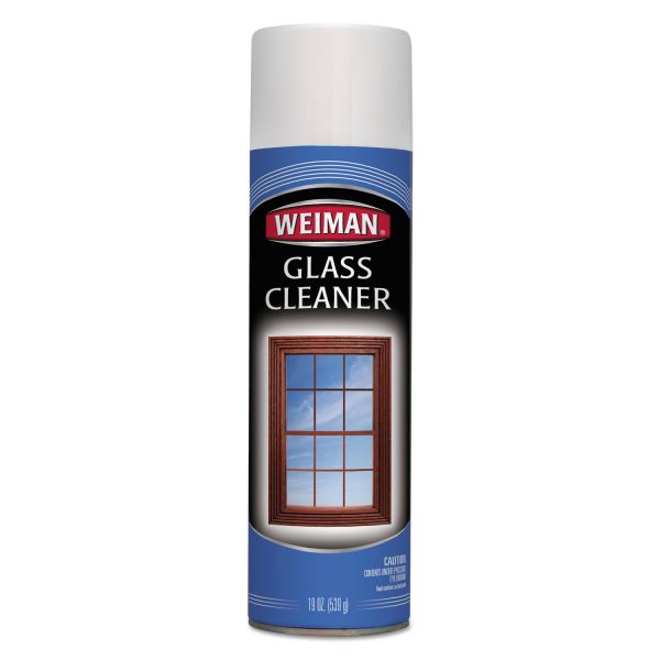 WEIMAN Foaming Glass Cleaner