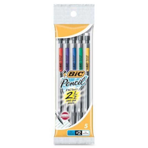 BIC Grip 0.5 Mechanical Pencils