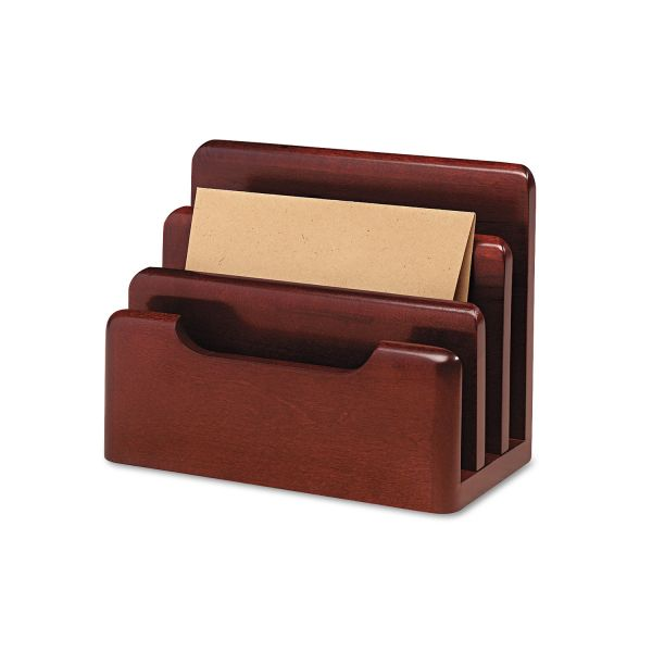 Rolodex Wood Tones Mini Sorters