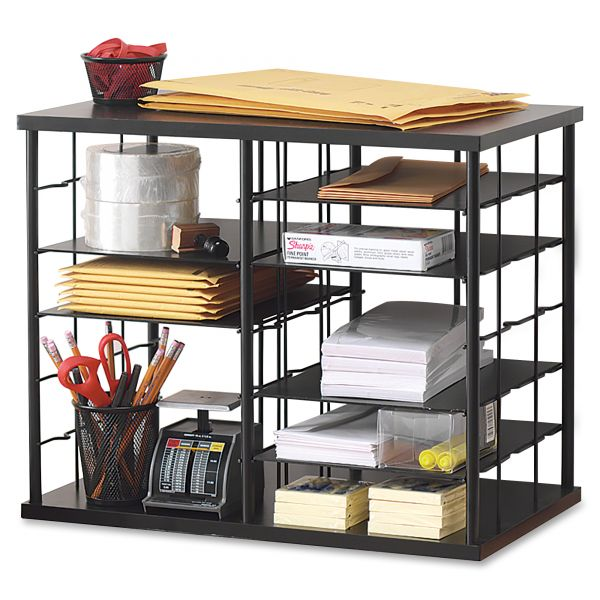 Rubbermaid 12-Slot Desktop Organizer