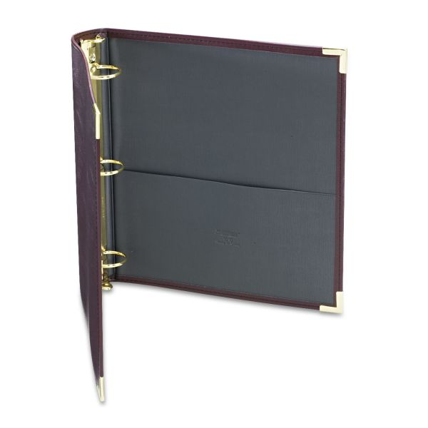 "Samsill Classic Collection 1 1/2"" 3-Ring Binder Portfolio"