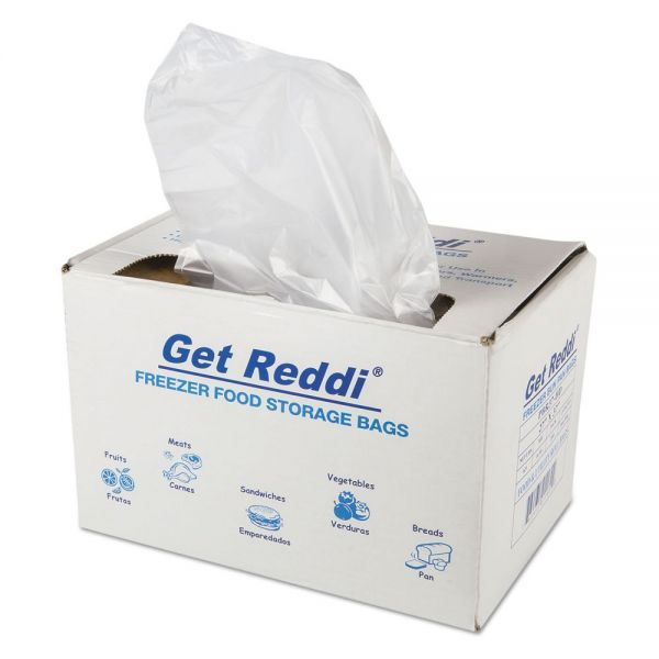 Inteplast Group Get Reddi Freezer Food Storage Bags