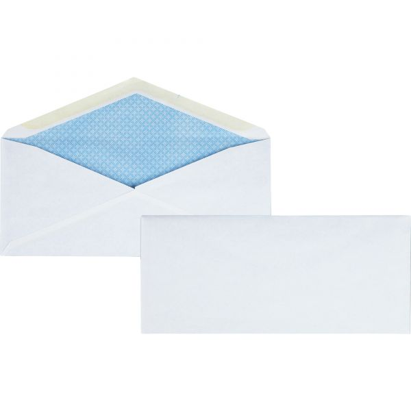 Business Source Security Regular Envelopes