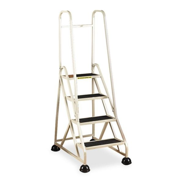 Cramer Stop-Step 4-Step Step Ladder With Two Handrails