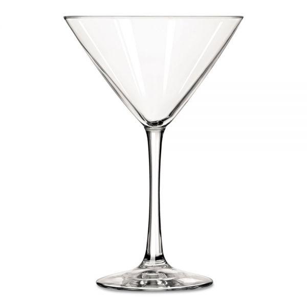 Libbey Vina Fine 10 oz Martini Glasses