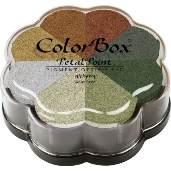 ColorBox Pigment Petal Point Option Pad 8 Colors