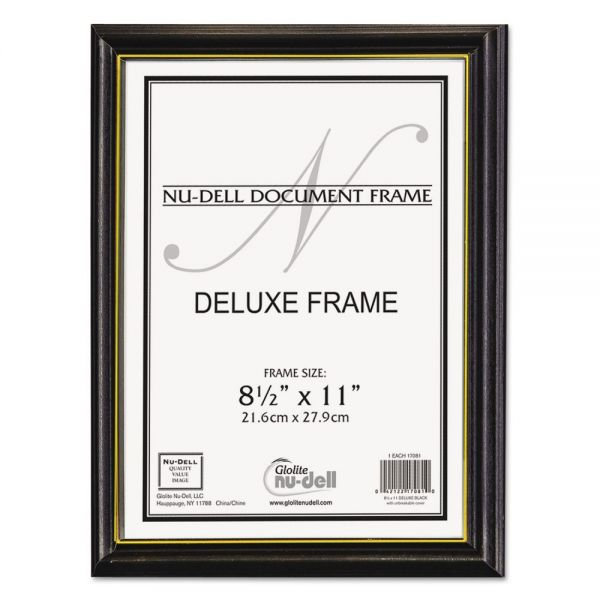 Nu-Dell Deluxe Picture/Certificate Frames