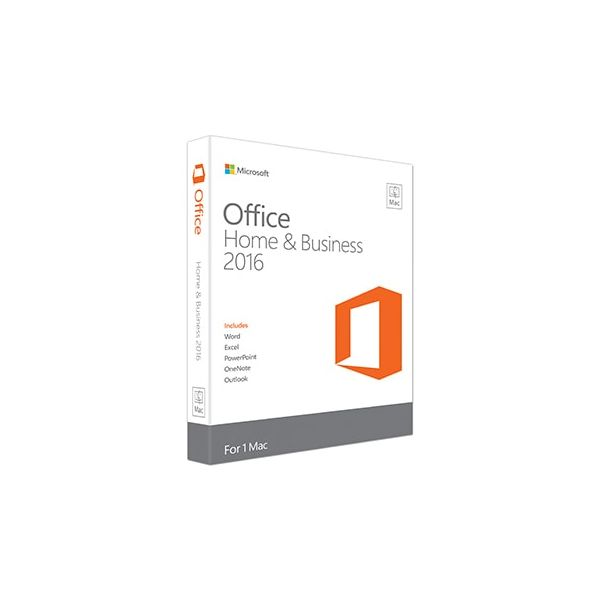 Microsoft Office 2016 Home & Business - 1 Mac