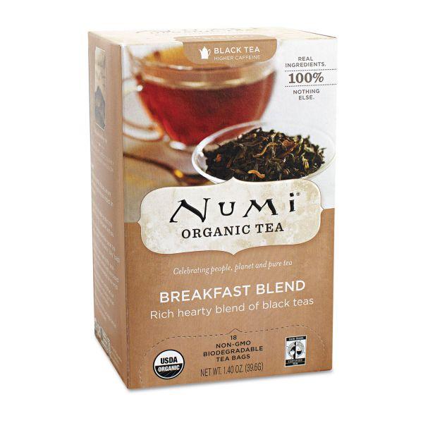 Numi Organic Black Tea