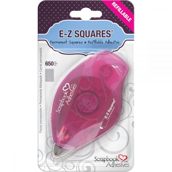 Scrapbook Adhesives E-Z Squares Dispenser