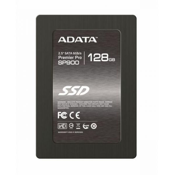 "Adata Premier Pro Pro SP900 128 GB 2.5"" Internal Solid State Drive - SATA"