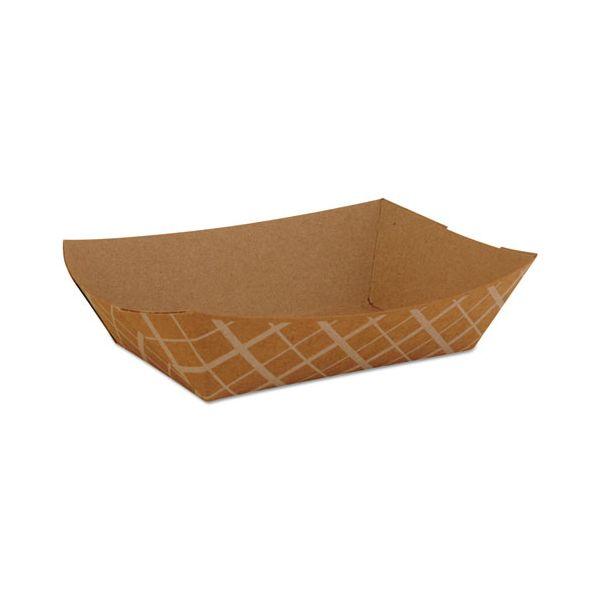 SCT 2 lb Paper Food Baskets