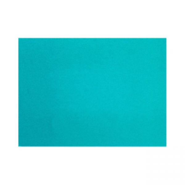 lux flat cards a1 3 1 2 x 4 7 8 trendy teal pack of. Black Bedroom Furniture Sets. Home Design Ideas