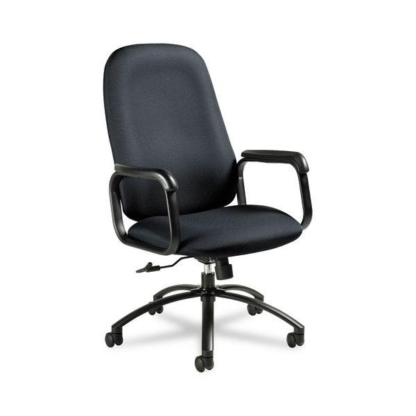 Global Max Series High Back Pneumatic Tilt Office Chair