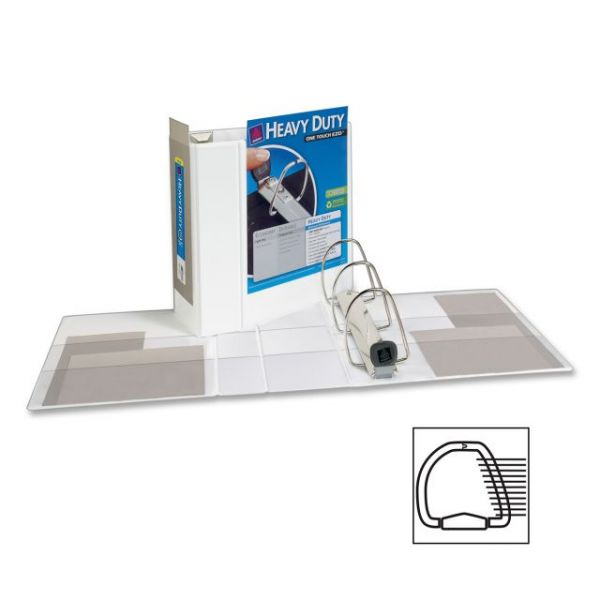 """Avery Heavy-Duty Reference 5"""" 3-Ring View Binder"""