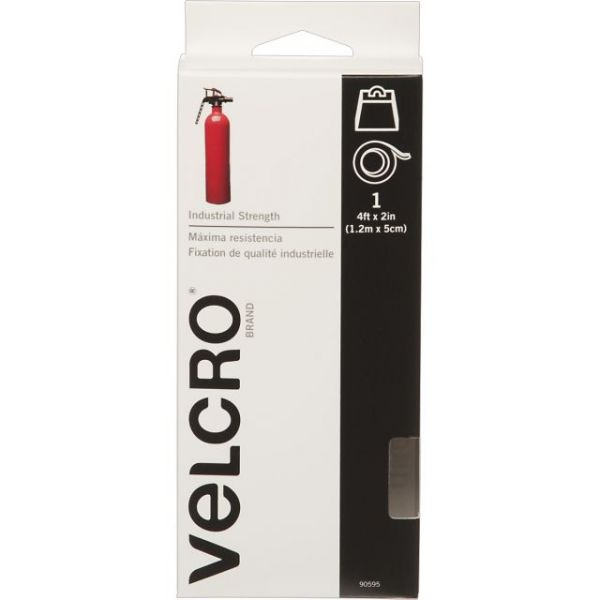 "VELCRO(R) Brand Industrial Strength Tape 2""X4'"