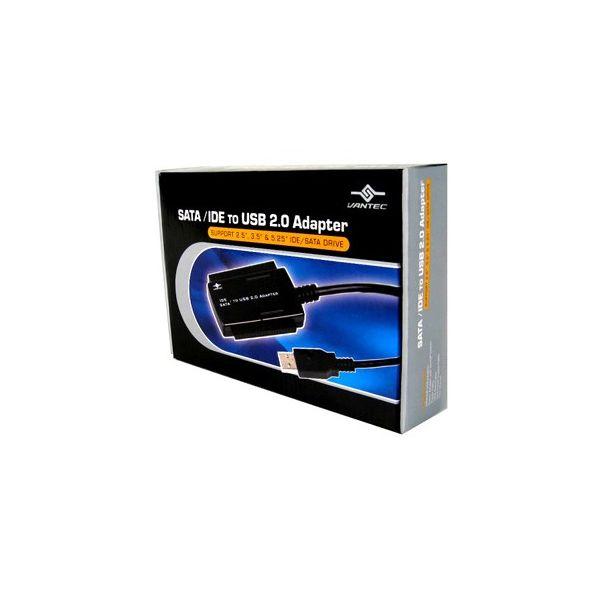 Vantec CB-ISATAU2 SATA/IDE to USB Cable Adapter