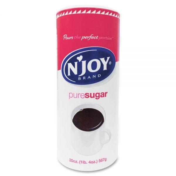 N'Joy Pure Cane Sugar Canister