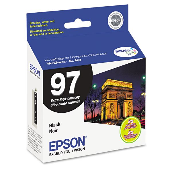 Epson 97 Black Ink Cartridge (T097120)