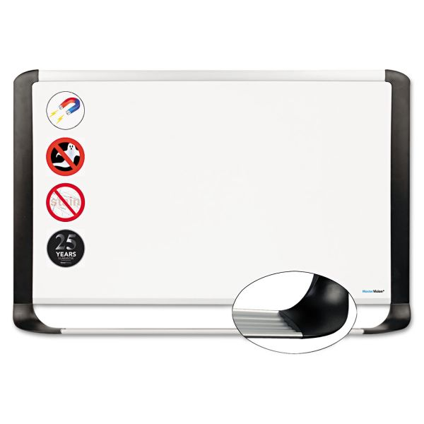 MasterVision 8' x 4' Magnetic Dry Erase Board