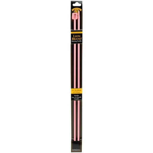 Lion Brand Single Point Knitting Needles