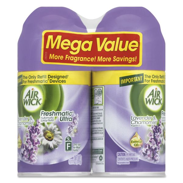 Air Wick Freshmatic Ultra Air Freshener Refills