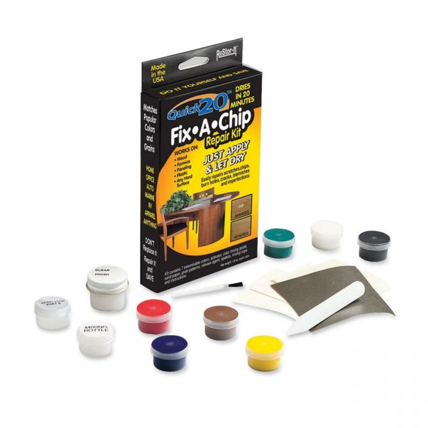 Master Caster ReStor-It Quick 20 Fix-A-Chip Repair Kit