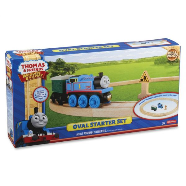 Thomas & Friends Oval Starter Track Set
