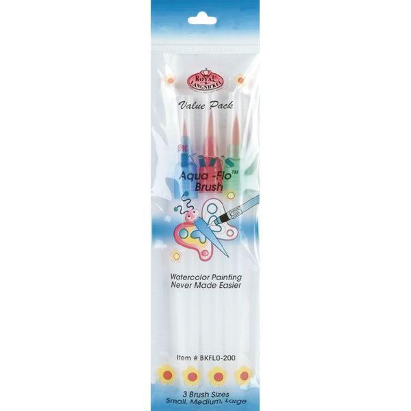 Big Kid's Choice Aqua-Flo Brush Set
