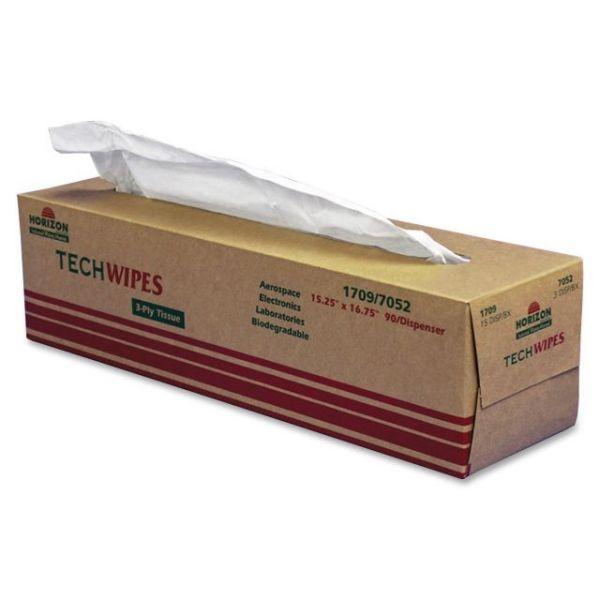 SKILCRAFT Low-Lint Wipe Towel