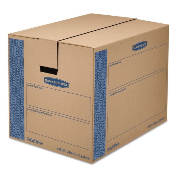 Bankers Box SmoothMove Moving & Storage Boxes