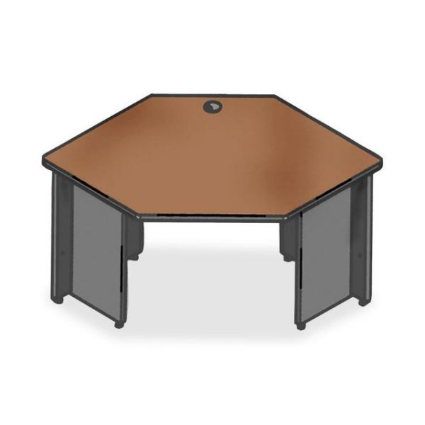 Lorell 67000 Series Corner Desk