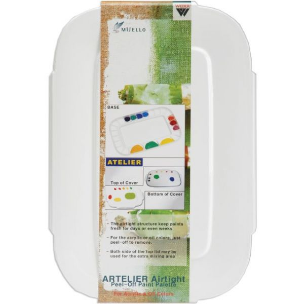Airtight Peel-Off Palette