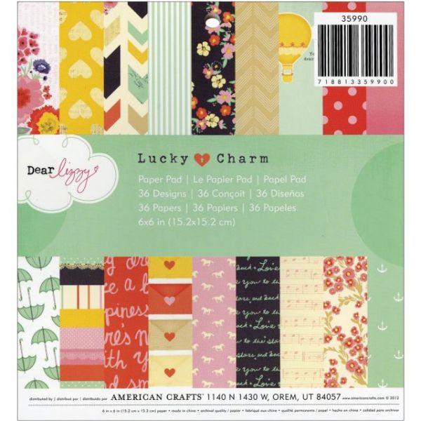 American Crafts Paper Pad