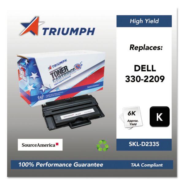 Triumph 751000NSH1086 Remanufactured 330-2209 NX994 (2335DN) High-Yield Toner, Black