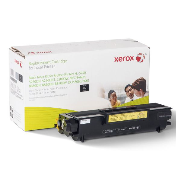 Xerox Remanufactured Brother TN-550 Black Toner Cartridge