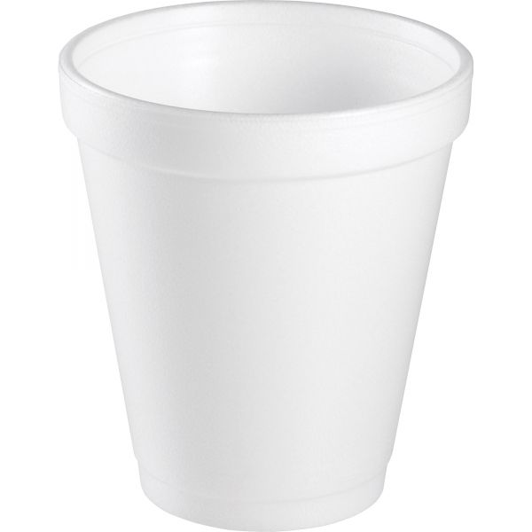 Dart Insulated 8 oz Foam Cups